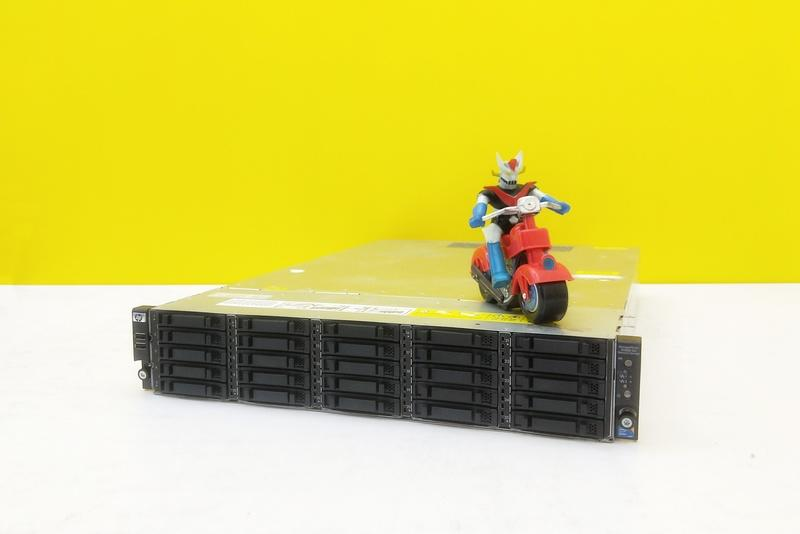 HP StorageWorks X1600 G2 2.5吋 AC x2 含運費