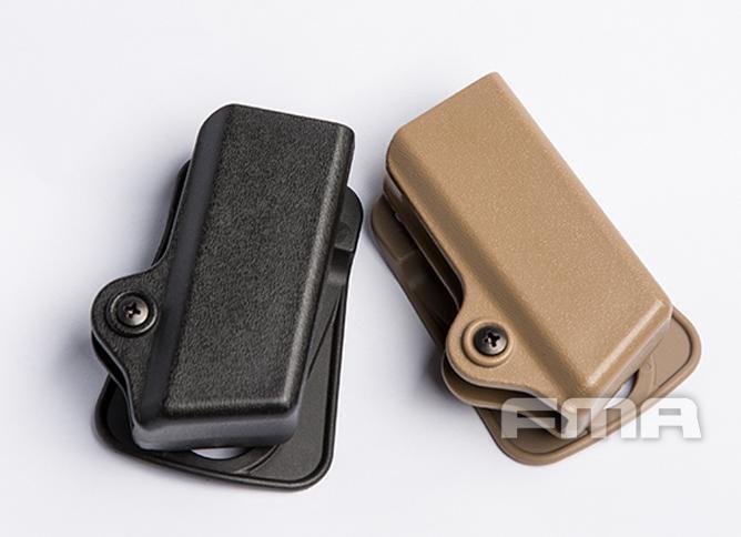 *STR* 現貨 FMA IPSC 硬式 手槍 彈匣套 腰掛 比賽 3GUN GLOCK M92 HI-CAPA