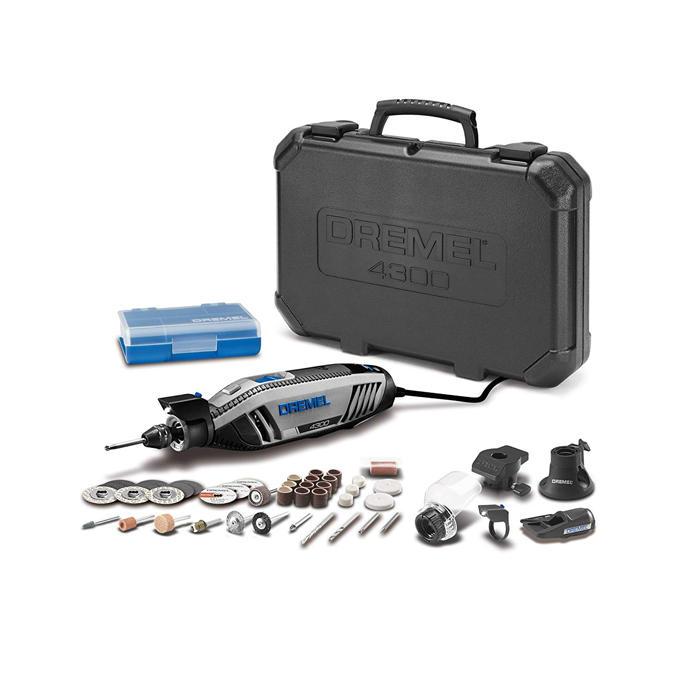 [士東工具]DREMEL 4300手持刻磨機含配件