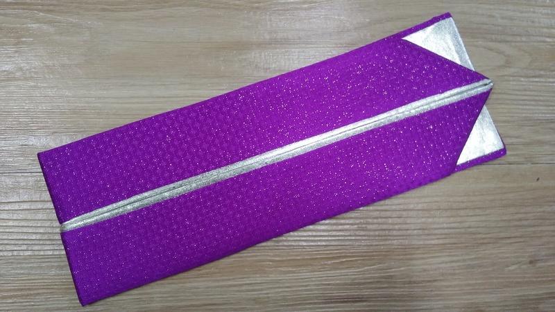『優花梨和服專賣』重衿(ERIFE006)*本紫色亮金*和服配件*
