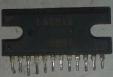 [二手拆機][含稅]LA5618 原裝進口拆機