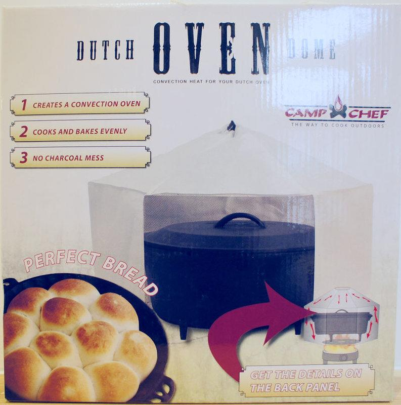 Camp Chef 荷蘭鍋保溫套 悶燒套 Dutch Oven Dome 適用瓦斯爐 快速爐  不用放木炭