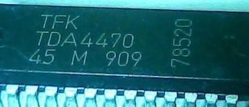 [二手拆機][含稅]TDA4470  品質保證
