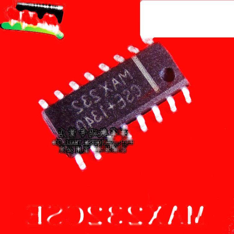MAX232 MAX232CSE SOP16 RS-232 接口 收發器 一件5個 221-00762