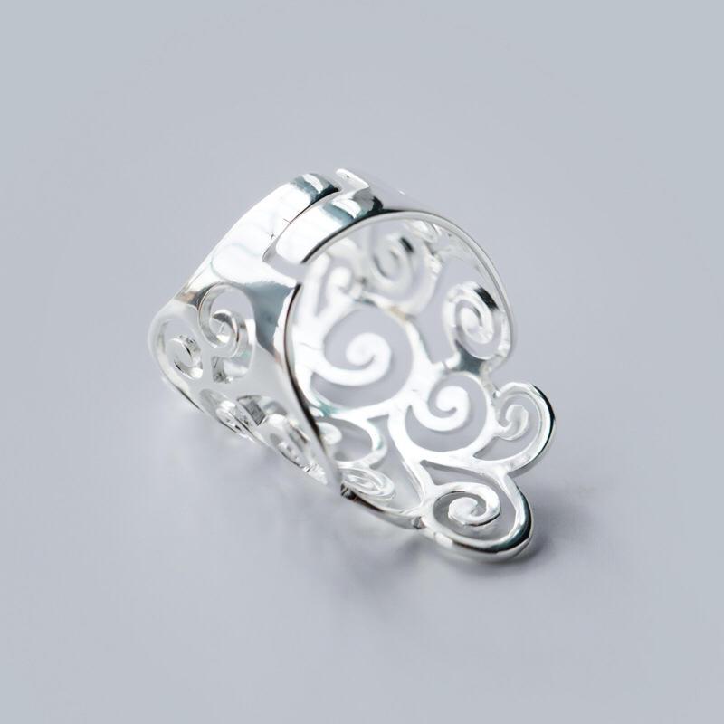 925純銀 戒指