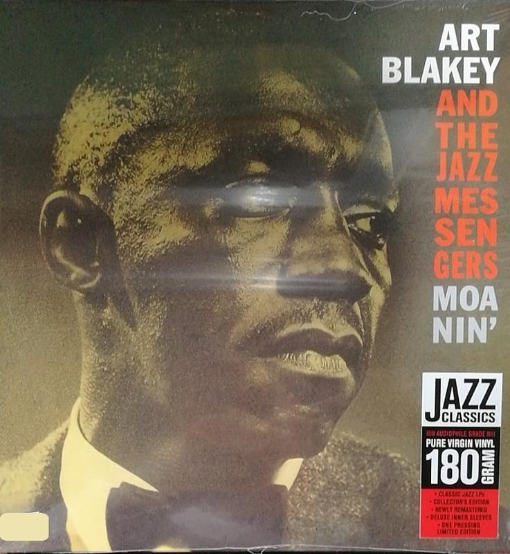 詩軒音像阿特.布雷基 Art Blakey 爵士 鼓 LP黑膠唱片-dp070