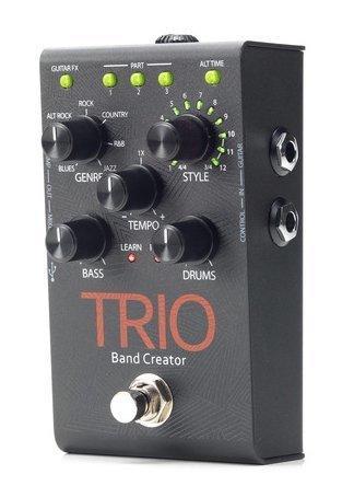 ☆ 唐尼樂器︵☆免運/6期零利率 Digitech TRIO Band Creator 自動伴奏 一人樂團 單顆 效果器