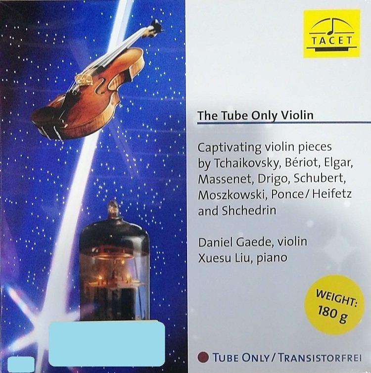 詩軒音像TACET 丹尼爾·蓋德 - 古董真空管萬歲——小提琴篇—醇美知音 lp-dp070