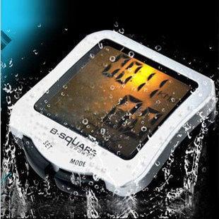 高雄【新素主義】促銷:碼表》自行車碼錶》帶『夜光』 防水型 推薦型『9大功能』