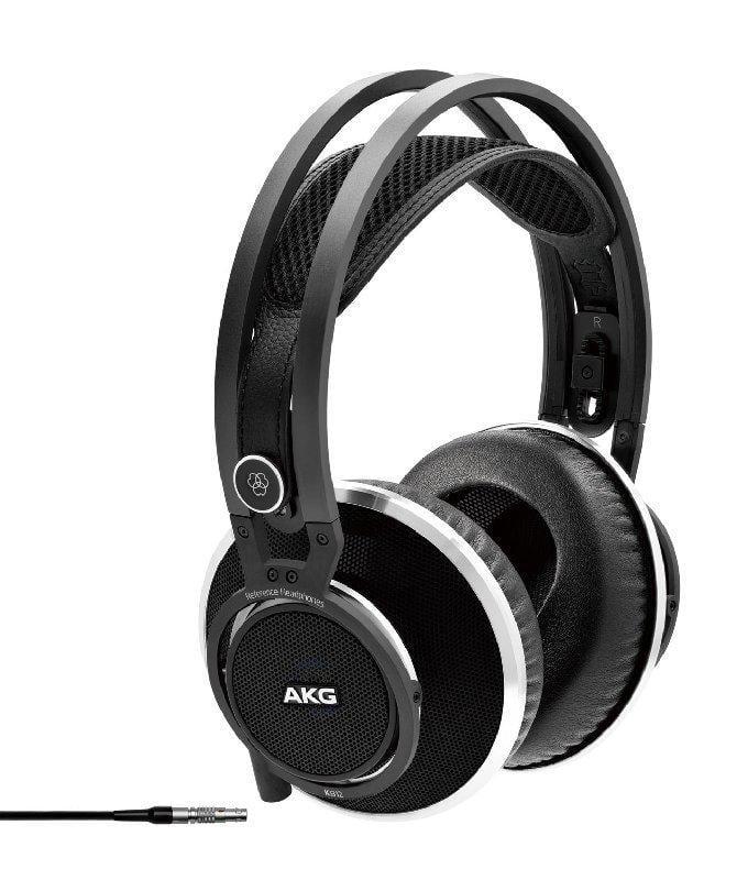 【全新】AKG-K812 旗艦開放式耳罩式耳機
