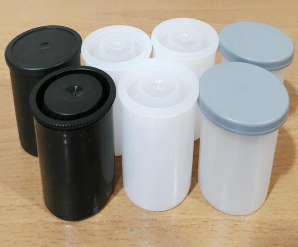 天虹沖印網-洗照片 沖印照片 傳統底片透明空殼 收納盒 零錢盒 空殼罐子 底片殼 100個700元