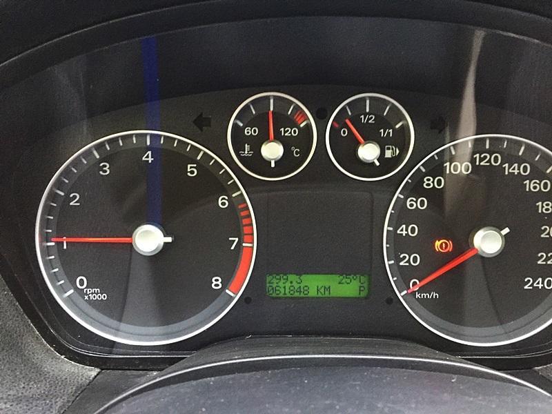 2007年 福特 Focus 1.8 雙安 恆溫 定速 認證車 里程保證 免頭款 全額貸 0元交車
