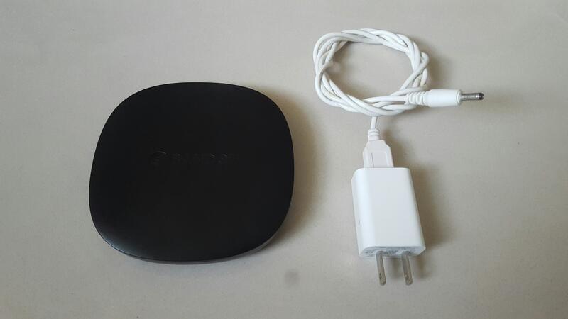 二手商品 鴻海便當盒子BANDOTT Q便當4K智慧電視機上盒(BA301)