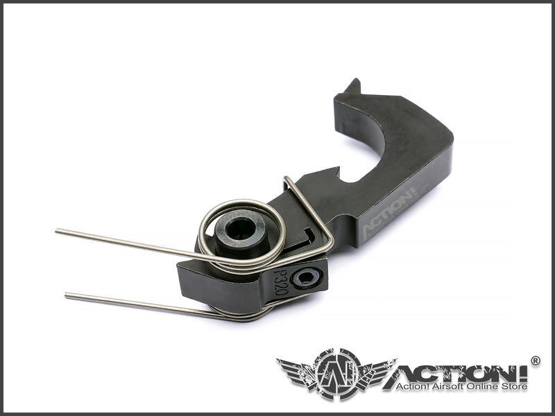 【ACTION!】VFC - M4/HK416 GBB氣動槍專用零件《新版 改良型鋼製擊錘組》《現貨》