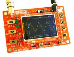 [含稅]DSO138手持袖珍數位示波器電子科技diy製作套件