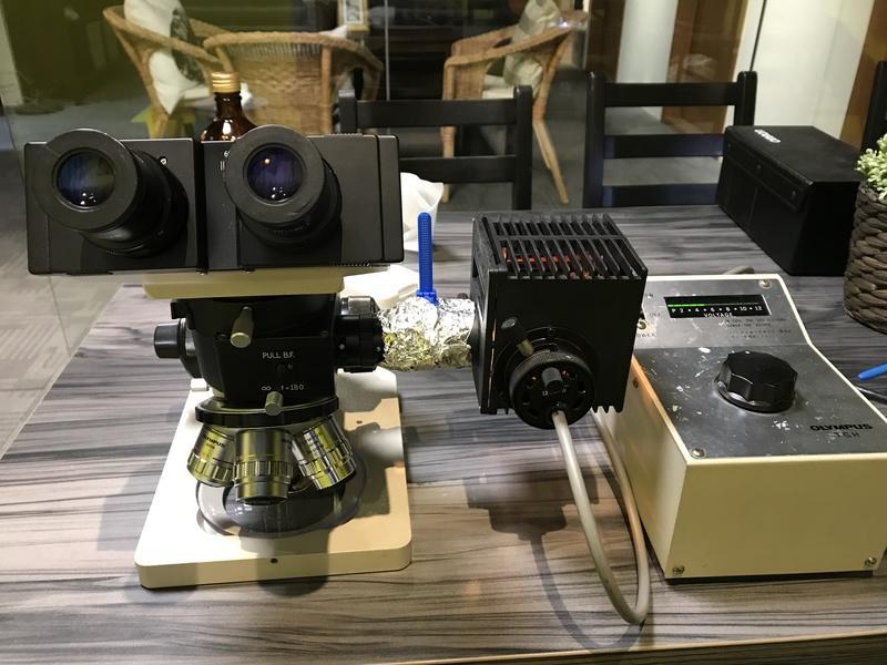 已售出 Olympus 金相顯微鏡 明暗場功能