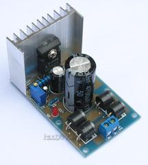 [含稅]LT1083cp大功率線性可調穩壓直流電源板 2.5-12-24-30V pcb套件