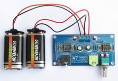 [含稅]經典47耳放套件 耳機功放大器 pcb電路板 diy製作套件 散件