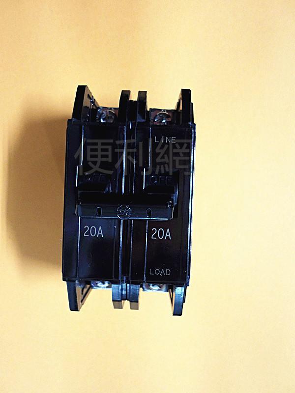 士林電機 無熔線斷路器 無熔絲開關 SB100 BH 2P 100AF 220V 60Hz 20A-【便利網】