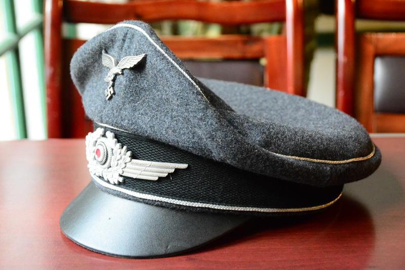 二戰德國空軍軟帽
