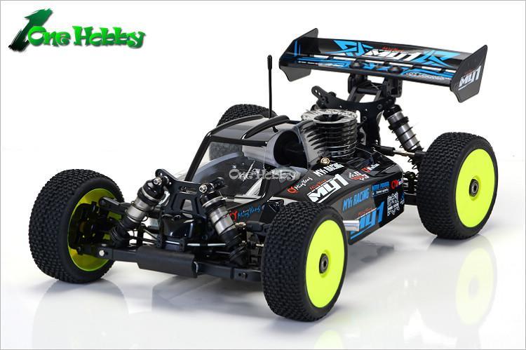 《One Hobby》明陽模型MY1,1/8引擎越野車,高技術力、超值配備
