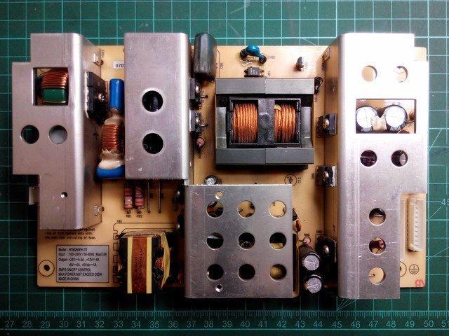 電源板維修 HTM250FX-TX  HTM250FH-T2 完修價1000元(下標1元是詢問價)