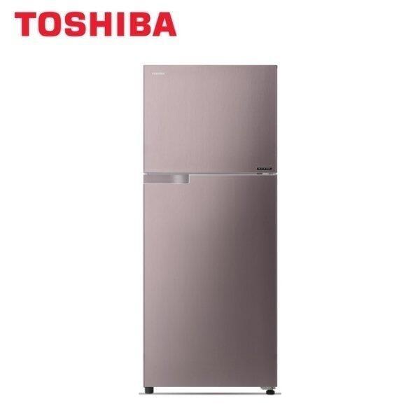泰昀嚴選 TOSHIBA 東芝 510 公升 雙門變頻電冰箱 GR-A55TBZ-N 線上刷卡免手續 全省配送安裝B