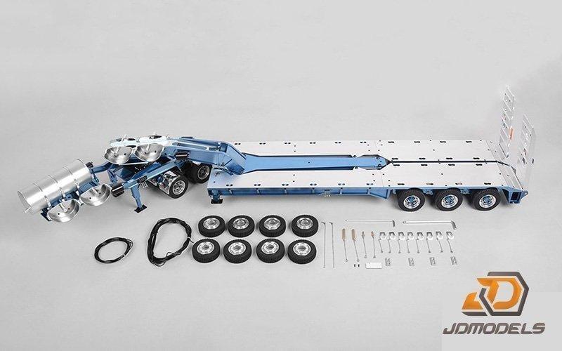可變寬重型拖板套裝適用田宮拖頭1:14及1:12拖頭