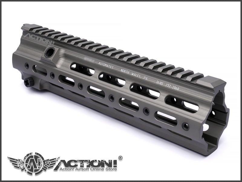 "【ACTION!】Z-Parts - G-Style SMR HK 戰術魚骨/軌道系統(10.5""夜幕綠)《現貨》"