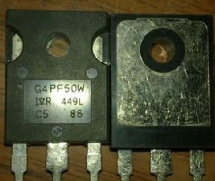 [二手拆機][含稅]G4PF50W IRG4PF50W原裝進口拆機測好拆機現貨 IGBT管