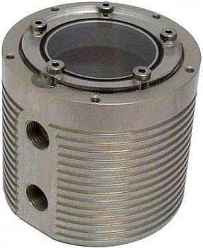 [水冷散熱]德國Aqua Computer aquatube G1/4 鋁質強固型水箱(銀)<缺貨中>