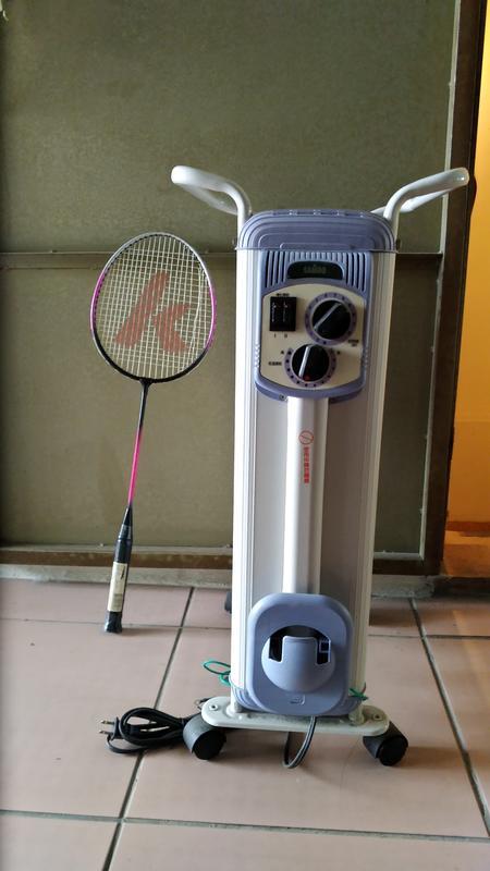 聲寶對流式電暖器HX- P5101NL(二手)
