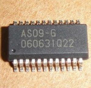[二手拆機][含稅]AS09-G 拆機二手邏輯板晶片