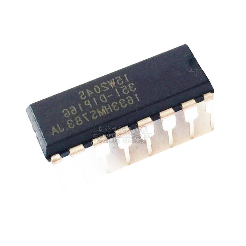 STC15W204S-35I-DIP16 系統開發板單片機芯片 直插DIP16 221-00959