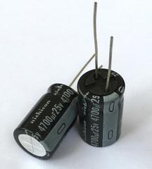 [含稅]發燒音訊電源濾波電解電容2200uf 35v款
