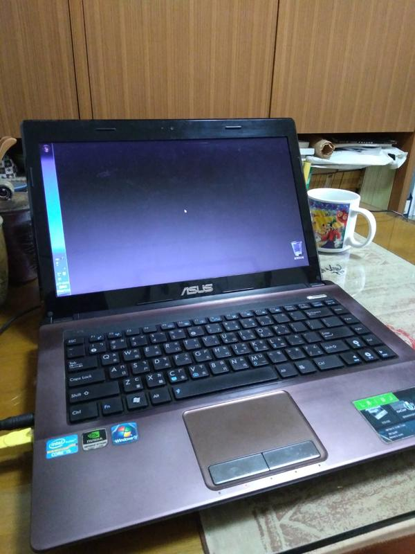 ASUS A43S 14