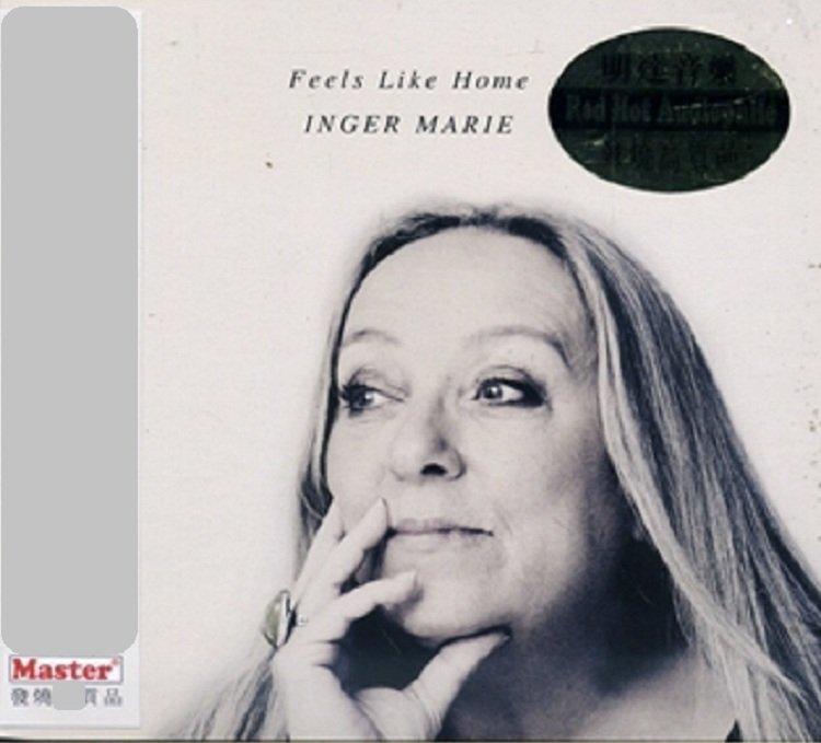 詩軒音像英格·瑪麗 爵士女聲 故鄉情懷 CD-dp070