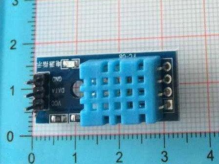【TNA168賣場】YS-31 單匯流排數位溫濕度感測器 DHT11模組 Arduino 電子積木(A023)