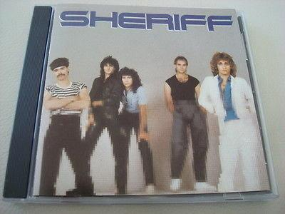 AOR稀有日盤!SHERIFF / When I'm With You (首發.無側標)保存奇佳CP32-5816.