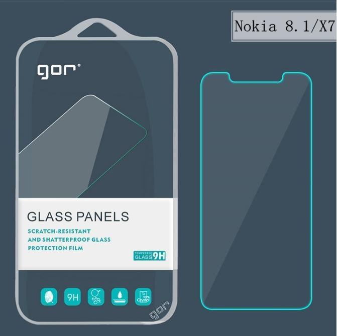 FC商行 ~ NOKIA 8.1 GOR 2片裝 鋼化玻璃保護貼 玻璃貼 鋼化玻璃膜 保貼