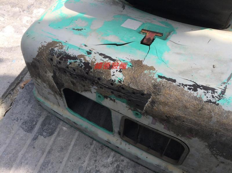 FRP重機械 怪手 小乖乖  挖土機  農用 卡車  拖拉酷  維修 修理 補強 客製化商品  請勿下標