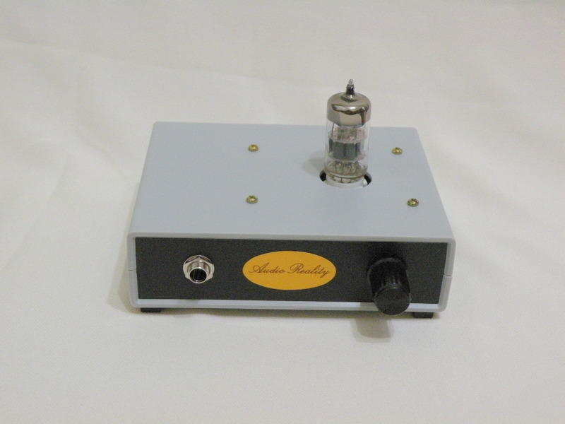 Audio Reality PH-260 真空管耳機擴大機