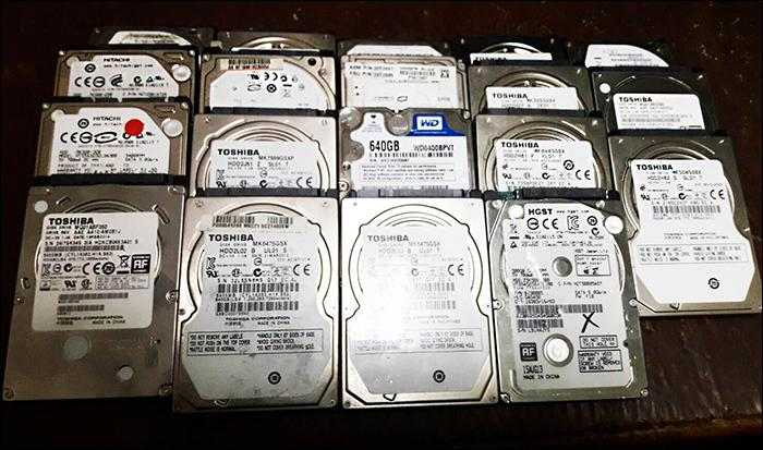 【永和 電腦工廠】各廠筆電用2.5 故障硬碟500G 250G 320G 750G 1TB SATA 界面 研究 報帳