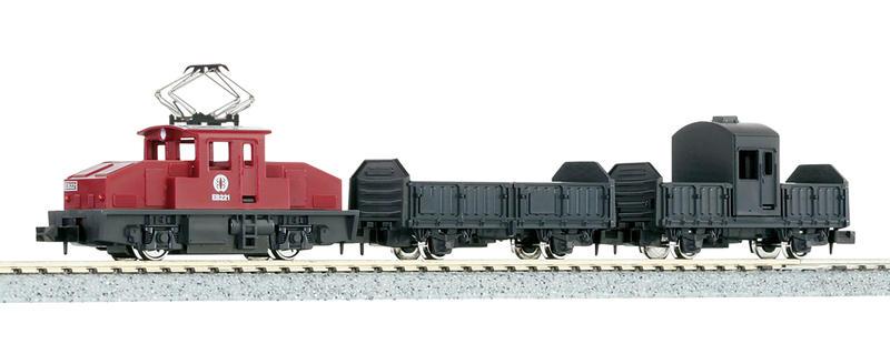 [玩具共和國] KATO 10-504-1 チビ凸セット いなかの街の貨物列車 ※動力ユニット改良品