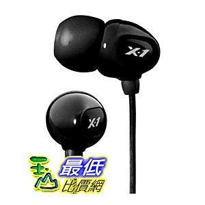 [美國直購]X-(H2O音頻) IE2-BK-X 浪湧 防水運動耳塞(黑色)
