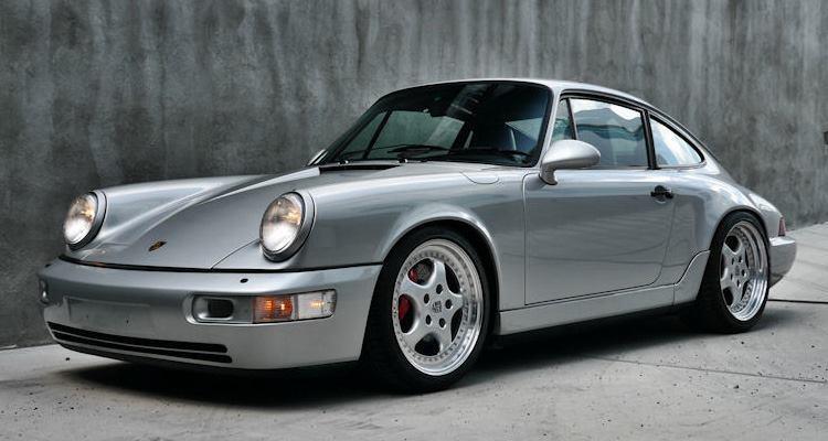 誠徵:保時捷Porsche 930 1973-1989  保時捷Porsche 964 1989–1993