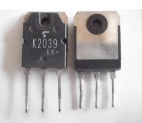 [二手拆機][含稅]K2039 2SK2039原裝進口拆板貨 品質保證