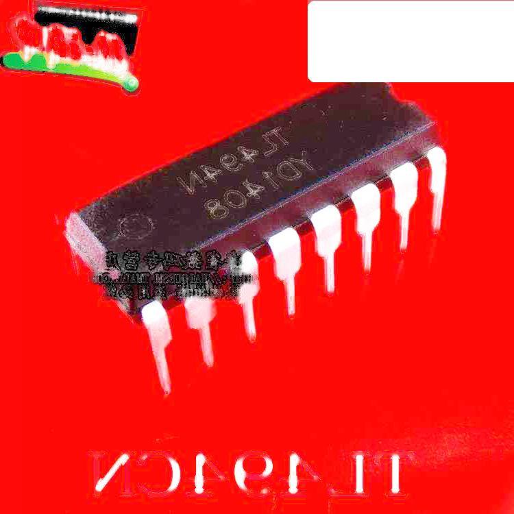 TL494CN 電源管理芯片 直插DIP16 5隻 221-01014