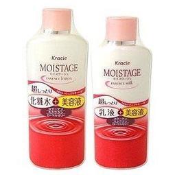【入船町美妝網】真便宜*kracie moistage 超潤化妝水 210ml &乳液 160ml ~2款可選