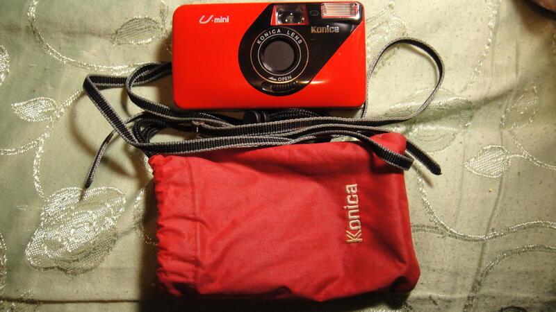Konica U-mini 相機 底片相機 傻瓜相機 請看商品描述